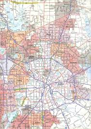 Dallas Fort Worth Area Map by Map Of Dallas Texas