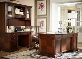 Executive Desk With Hutch Office Desks And Hutches Havertys