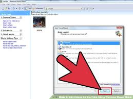 how to edit videos for youtube using windows movie maker 12 steps