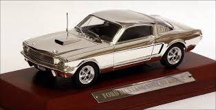shelby 350 gt mustang altaya 1965 ford mustang shelby 350 gt chrome in 1 43 scale