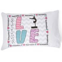 Gymnastics Room Decor Pillowcases Gymnastics Room Decor Shop Products