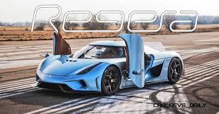 koenigsegg regera electric motor car lovers blog