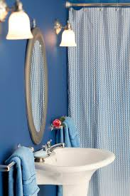 How To Install Shower Curtain How To Hang Shower Curtains Without Using A Rod Hunker