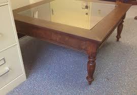 pretty glass top shadow box coffee table plans tags glass box