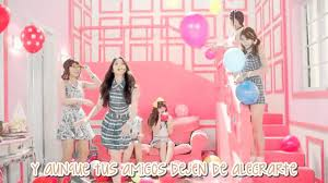 K He In Pink Khe Apink Nonono Cover En Español Youtube