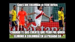 Memes De Peru Vs Colombia - mira los memes que dej祿 el per禳 vs colombia por la copa am礬rica