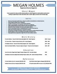 dental hygiene cover letter creative resume design templates