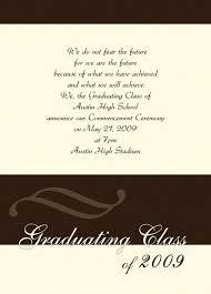 graduation announcements wording announcement copy