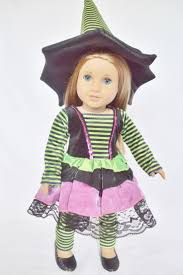 141 best american doll halloween witches images on pinterest