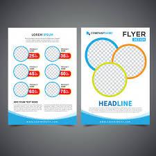 flyer graphic design layout flyer design template vector leaflet design poster design