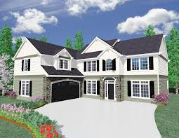 house design two storey designs philippines 2 story plans with