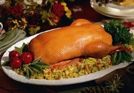 thanksgiving duck and dessert recipes