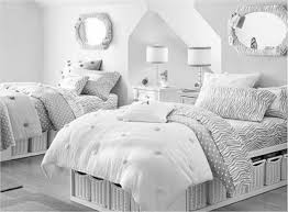 Bedroom Decorating Ideas For Two Beds Bedroom Furniture Twin Girls Room Wicker Lounge Chairs Blue