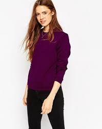asos asos ultimate easy sweatshirt