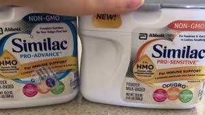 Where To Buy Similac Total Comfort Differences Between Similac Pro Advance And Pro Sensitive Youtube