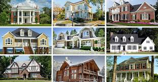 Types Of Houses Pictures Different Architectural Styles Of Houses Day Dreaming And Decor