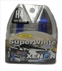 lexus xenon headlight bulb h4 55 60w 4800k superwhite xenon headlight bulbs headlamp vw