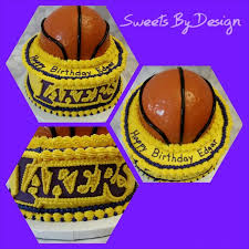 sweets by design san jose ca united states lakers inspired