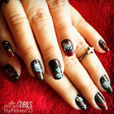 crazy about nails ed hardy nail art vol 2 crazy about nails ed