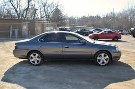 2003 acura tl silver used sedan sale