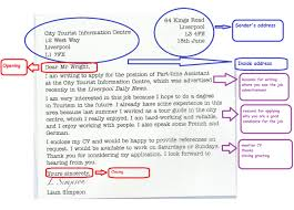 cover letter style formal letters the cover letter castigate 4
