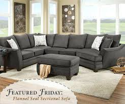 Charcoal Gray Sectional Sofa Grey Sectional Sofa Wojcicki Me
