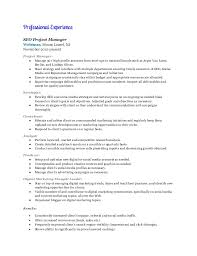 Paralegal Sample Resume by 10 Marketing Manager Resume Samples 2016 Writing Resume Sample