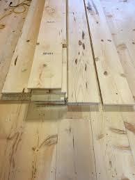 log floor creek log cabin diy wide plank pine floors part 1 installation