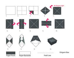 How To Make A Box With Paper - make a gift box in a pinch origami gifts origami and