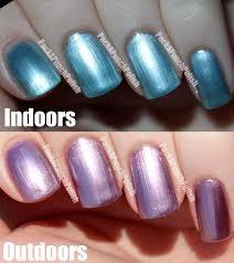 packapunchpolish del sol superhero color changing nail polish