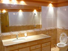 brass over sink bathroom lighting interiordesignew com