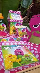 Barney Party Decorations Barney Party Supplies Decor Gauteng Cape Town Durban