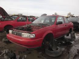 1991 nissan stanza junkyard find 1991 nissan sentra se r maybe the truth about cars