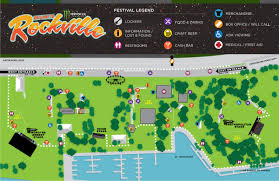 Festival Map Info Welcome To Rockville