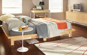 Room And Board Bed Frame 3rings Top Ten Minimalist Platform Beds