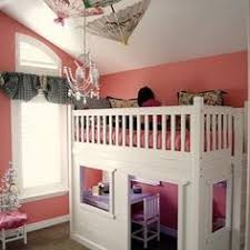 Little Girls Bunk Bed by Cabin Bed With Slide Little Girls Room In The Future Dream House