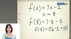 linear functions youtube