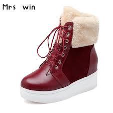 womens fur boots size 11 get cheap womens boots size 11 aliexpress com