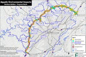 Jefferson County Tax Map Black Warrior Riverkeeper Northern Beltline Maps
