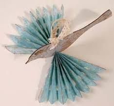kirigami ornament snowbird scrapbooking how to ideas
