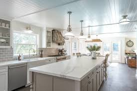 beautiful neolith estatuario island and countertops by mish design