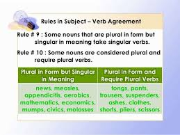 subject verb agreement worksheets grade 4 pdf best resumes