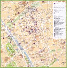 Carcassonne France Map by Reims Tourist Map