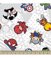 marvel comics fabric superhero fabric joann