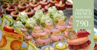 petit buffet cuisine ส ดค มก บ buffet ท ladurée จ ดเต ม เพ ยง 790 ยกขบวนขนมฝร งเศส