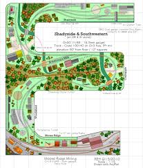 garden railway layouts anyrail the easiest model railroad design software