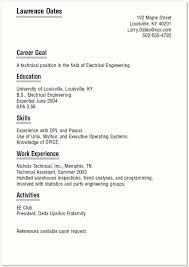 Resume Builder For College Students Resume Builder For College Students Resume Template For High