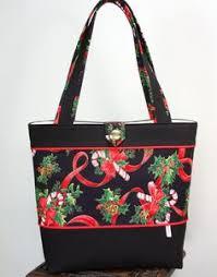 bags of christmas bows new handmade tote purse handbag christmas bag tree snowman