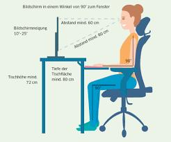 si e ergonomique ergonomie am arbeitsplatz so gehts richtig pctipp ch
