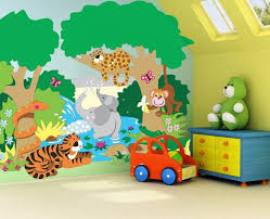 Childrens Mural GalleryBedroom Ideas For Kids See Our Fun And - Wall paint for kids room